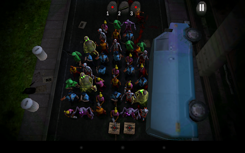 Containment The Zombie Puzzler Screenshot 10