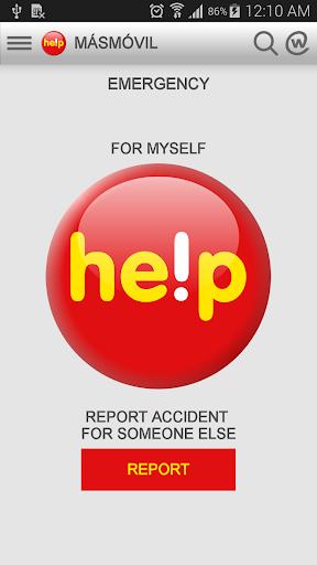 【免費醫療App】MÁSMÓVIL he!p-APP點子