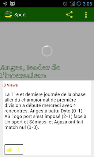 【免費新聞App】Tg infos-APP點子