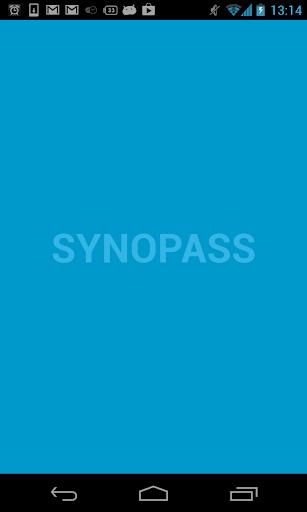 Synopass PE