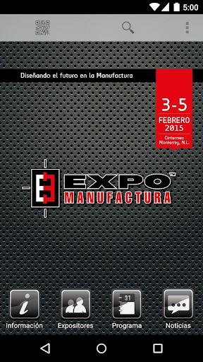 Expo Manufactura 2015