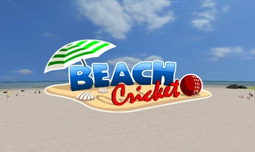 Beach Cricket 1
