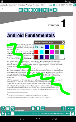 Appsapk android pdf for reader