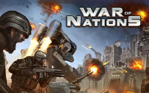 WAR OF NATIONS: LE PvP ÉPIQUE  captures d'écran 6