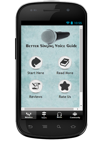 Better Singing Voice Guide