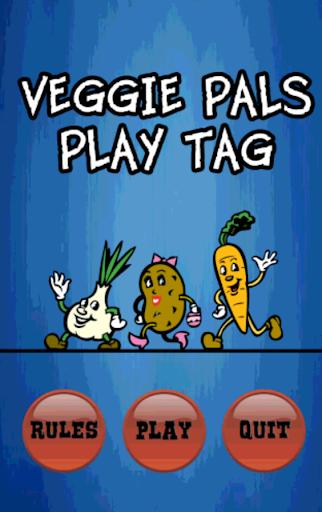 Veggie Pals Play Tag