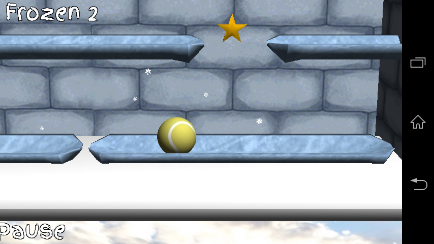 Jumping Ball - screenshot