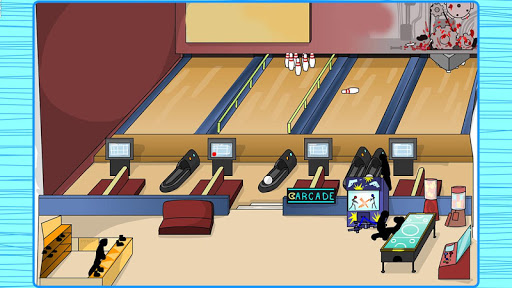 Click Death - Stickman Bowling