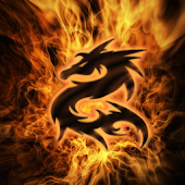 Dragon Fire Live Wallpaper