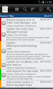 ToDo List Task Manager -Pro - screenshot thumbnail