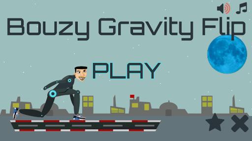 Bouzy Gravity Flip