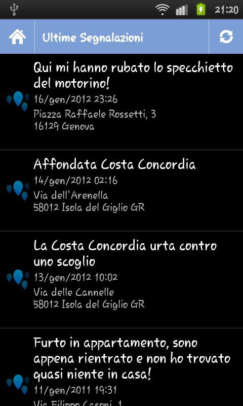 AccadeQui- screenshot
