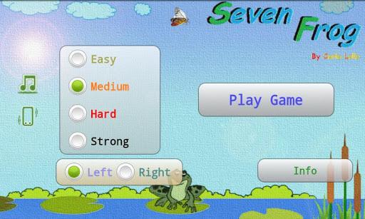 Seven Frog