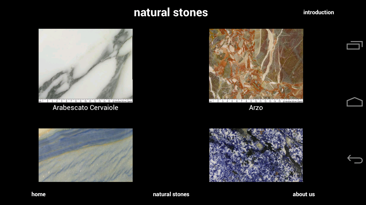 Exclusive Decorative Stones- screenshot