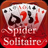 Spider Solitaire -trump-