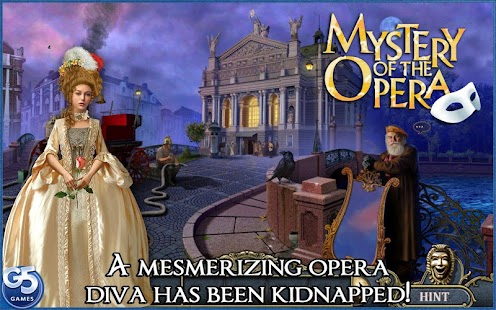 Mystery of the Opera - screenshot thumbnail