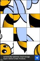 Screenshot of Kinder Puzzle Deutsch