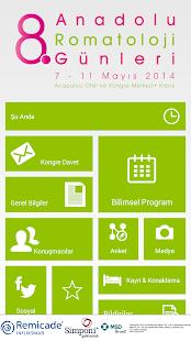 8. Anadolu Romatoloji Günleri- screenshot thumbnail