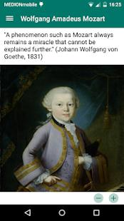 Mozart Geburtshaus TextGuide- screenshot thumbnail