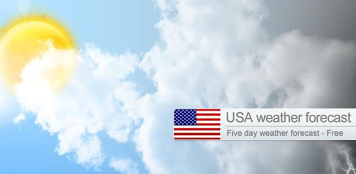 USA Weather forecast 1.4 apk
