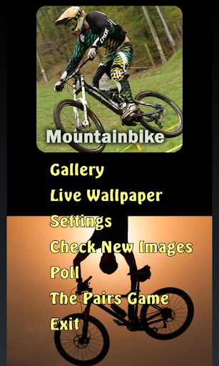 Mountain Bike Game LWP