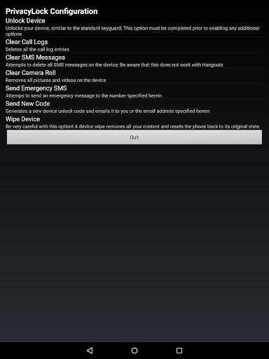 Privacy Lock|玩個人化App免費|玩APPs