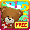 Learning Numbers for Kids Free icon