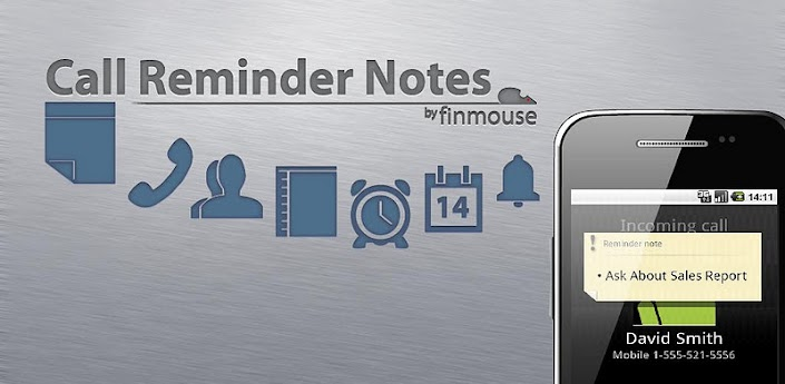 Call Reminder Notes Full apk