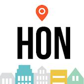 Honolulu city guide(maps)
