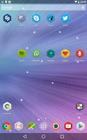 Screenshot of Numix Hexagon icon pack