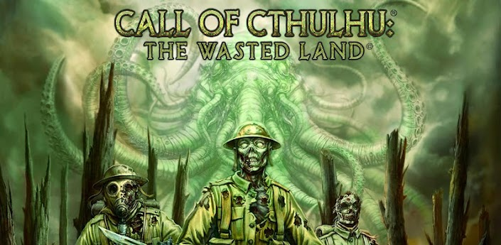 Call of Cthulhu: Wasted Land apk