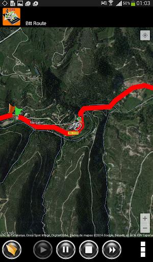 Btt Route (路旅遊GPS)