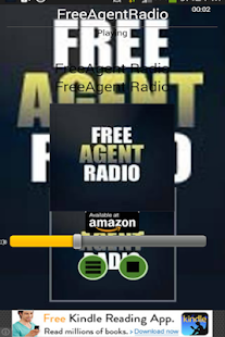 FreeAgentRadio- screenshot thumbnail
