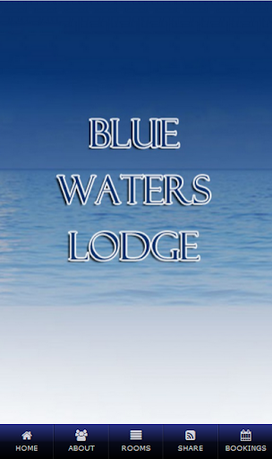 Blue Waters Lodge