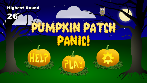 Pumpkin Patch Panic