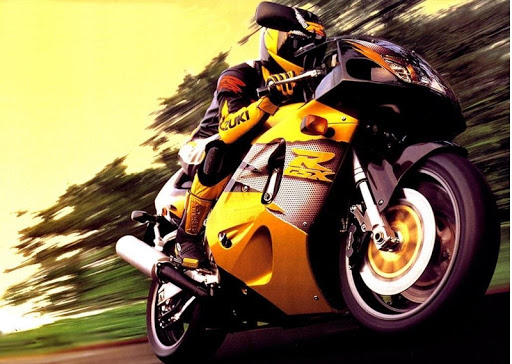 摩托車壁紙