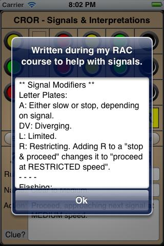 Canadian Railway Signals- screenshot