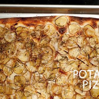 Potato Pizza.