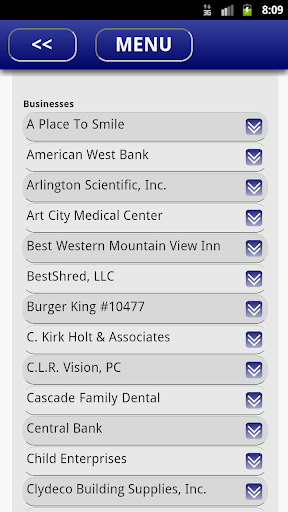 【免費旅遊App】The Springville Chamber-APP點子
