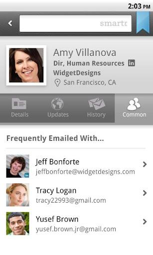 Smartr Contacts - Beta v1.5.814