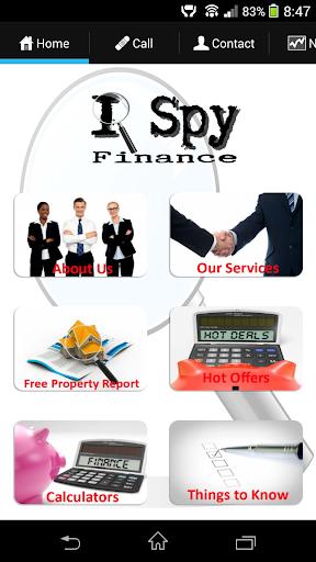 I Spy Finance