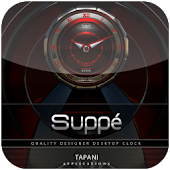 SUPPE Alarm Clock Widget