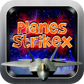 Planes Strikex - Shooting Game