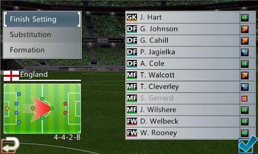 Winner Soccer Evolution MOD 1.7.8 (Unlocked) Apk 5