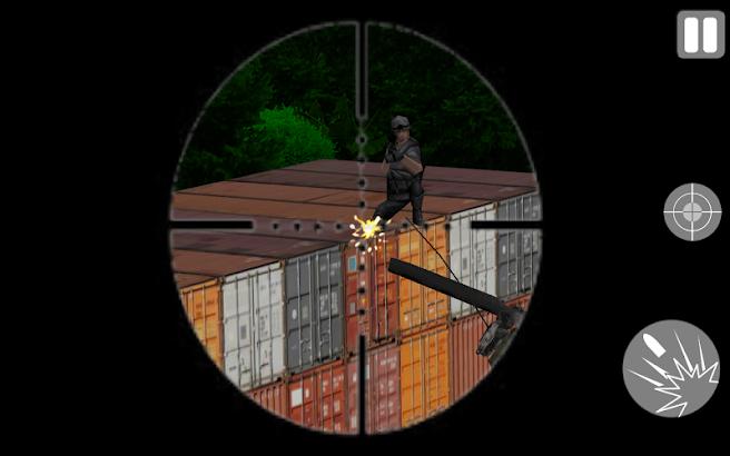 Final Battle Strike FPS 3D screenshot