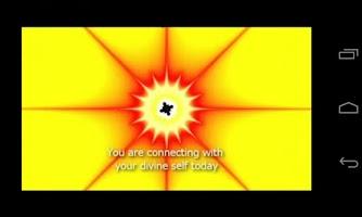 Screenshot of Center Guided Meditation Video