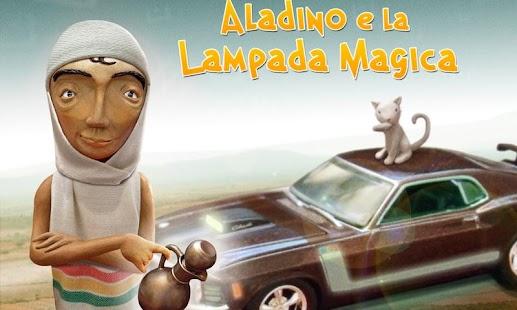 Aladino e la lampada magica - screenshot thumbnail