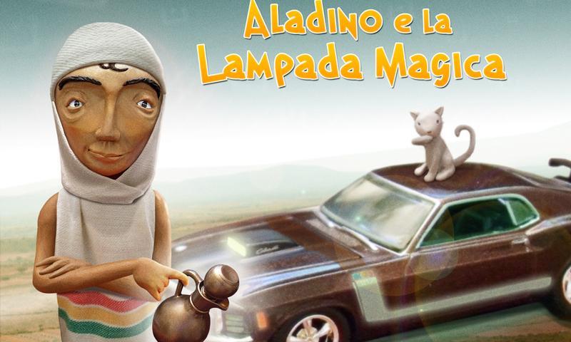 Aladino e la lampada magica - screenshot
