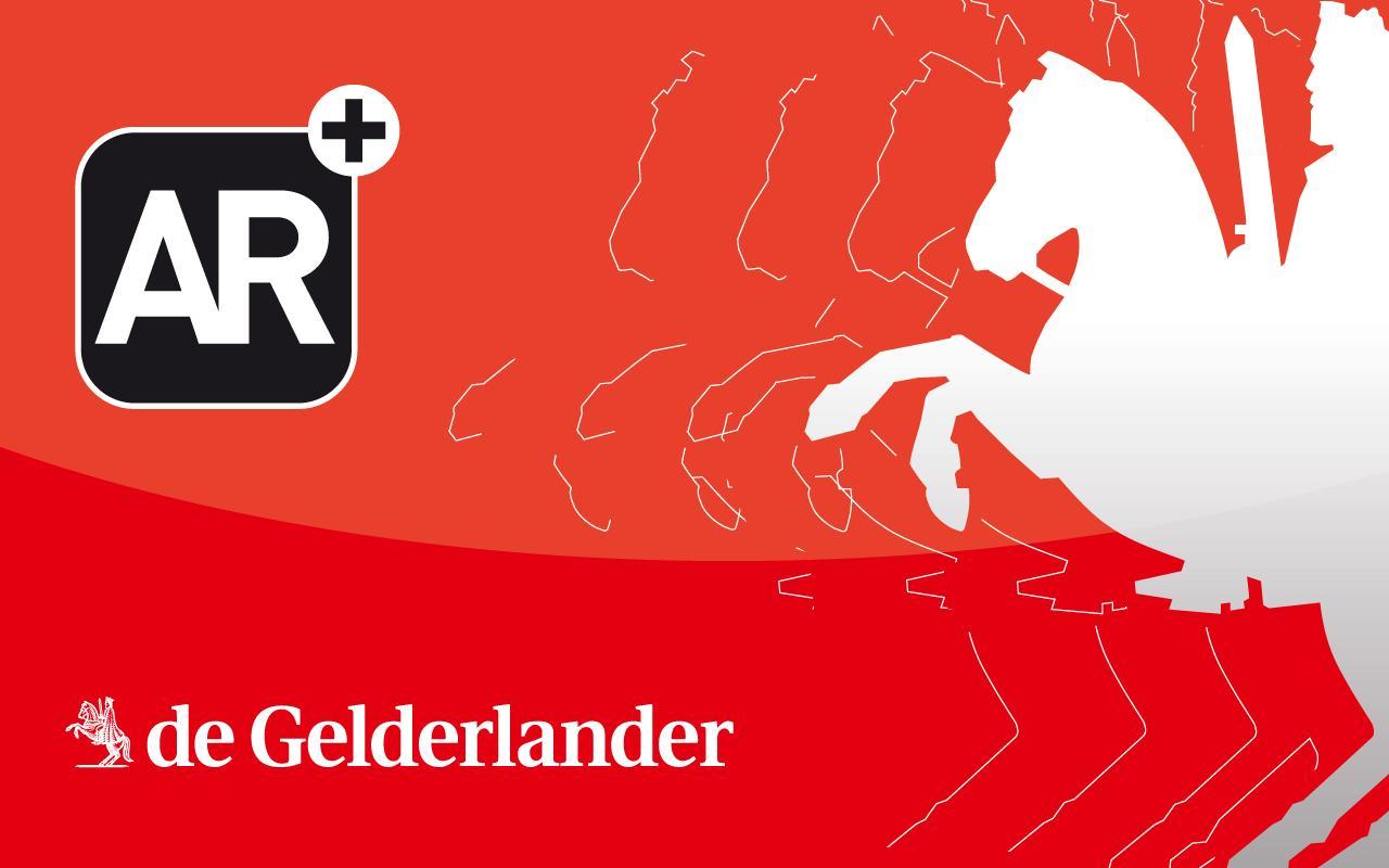 De Gelderlander dG-AR app- screenshot