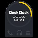 DeskClock UCCW Skin icon